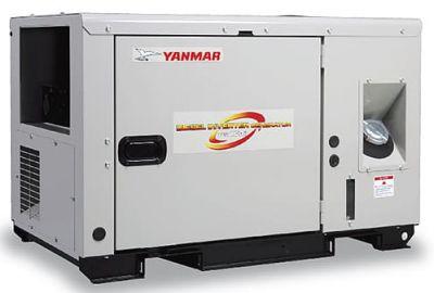 Дизельный генератор Yanmar EG 140i-5B с АВР