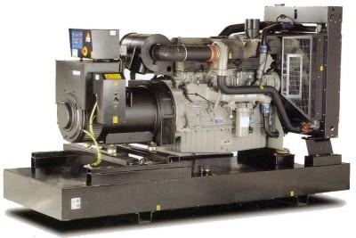 Дизельный генератор Energo ED 670/400M с АВР
