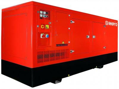 Дизельный генератор Energo ED 250/400 SC S