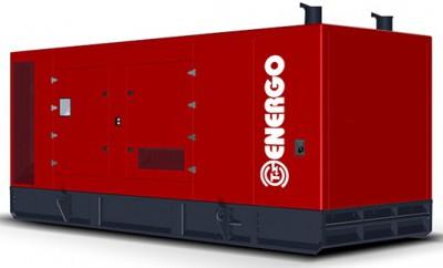 Дизельный генератор Energo ED 780/400M S