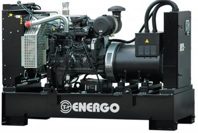 Дизельный генератор Energo EDF 200/400 IV с АВР