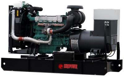 Дизельный генератор EuroPower EP 180 TDE с АВР