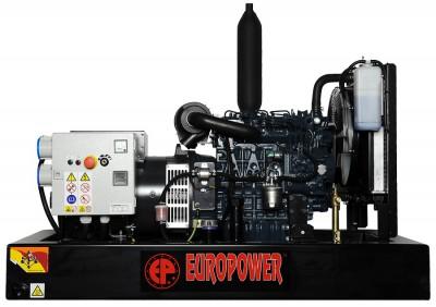 Дизельный генератор EuroPower EP 193 DE