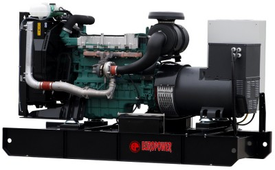 Дизельный генератор EuroPower EP 315 TDE
