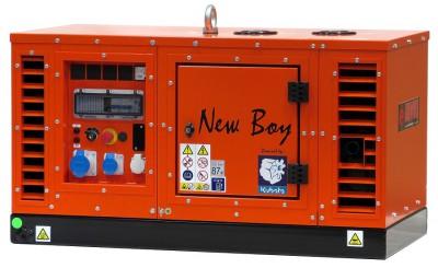Дизельный генератор EuroPower EPS 133 TDE