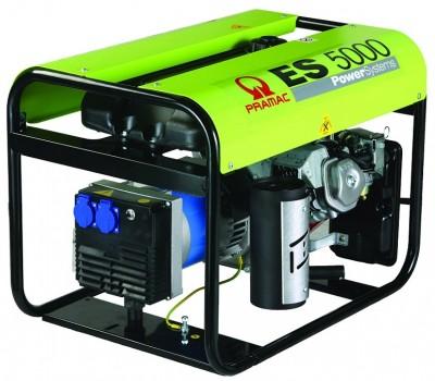 Бензиновый генератор Pramac ES5000