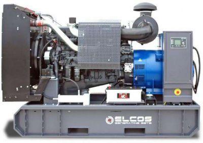 Дизельный генератор Elcos GE.AI3A.385/350.BF с АВР