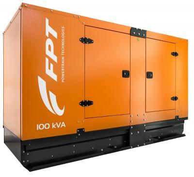 Дизельный генератор FPT GS NEF100 с АВР