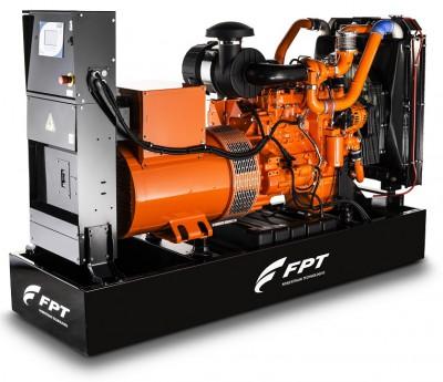 Дизельный генератор FPT GE NEF125 с АВР