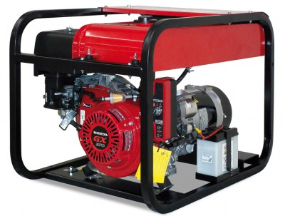 Бензиновый генератор Gesan G 8000 H L