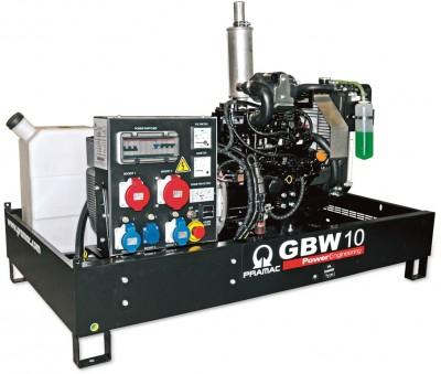 Дизельный генератор Pramac GBW 10 Y  AUTO
