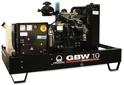 Дизельный генератор Pramac GBW 10 P с АВР
