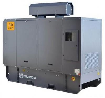 Дизельный генератор Elcos GE.AI.055/050.LT с АВР