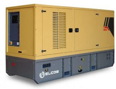 Дизельный генератор Elcos GE.AI.176/160.SS