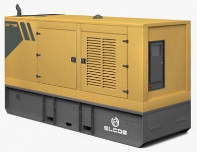 Дизельный генератор Elcos GE.AI.300/275.SS