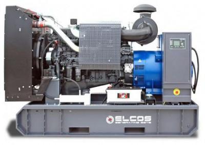 Дизельный генератор Elcos GE.AI.335/300.BF