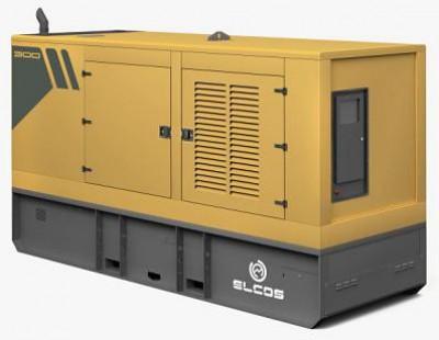 Дизельный генератор Elcos GE.AI.335/300.SS