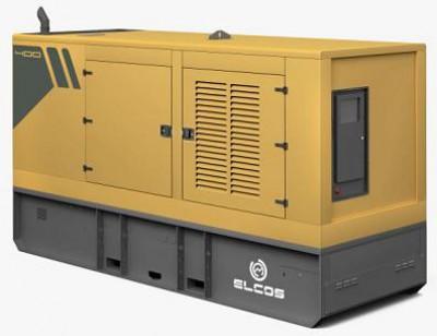 Дизельный генератор Elcos GE.AI.440/400.SS