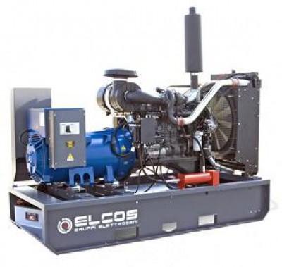 Дизельный генератор Elcos GE.CU.225/205.BF