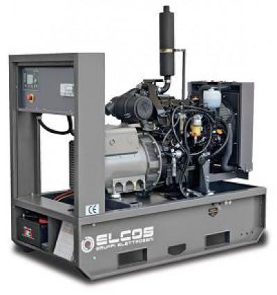 Дизельный генератор Elcos GE.CU.044/040.BF с АВР