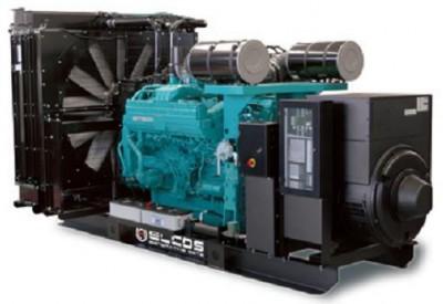 Дизельный генератор Elcos GE.CU.1100/1000.BF