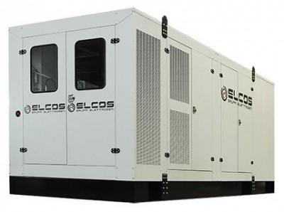 Дизельный генератор Elcos GE.CU.1100/1000.SS