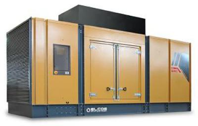 Дизельный генератор Elcos GE.CU.1540/1400.SS