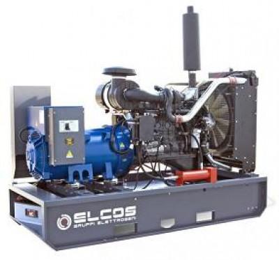 Дизельный генератор Elcos GE.CU.176/160.BF