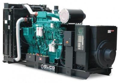 Дизельный генератор Elcos GE.CU.700/640.BF с АВР
