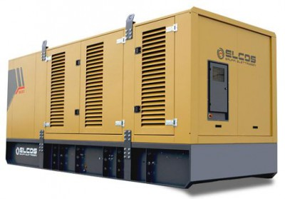 Дизельный генератор Elcos GE.CU.700/640.SS с АВР