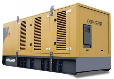 Дизельный генератор Elcos GE.CU.890/800.SS