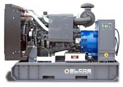 Дизельный генератор Elcos GE.DW.340/310.BF