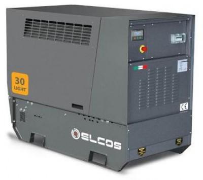 Дизельный генератор Elcos GE.DZ.035/030.LT с АВР