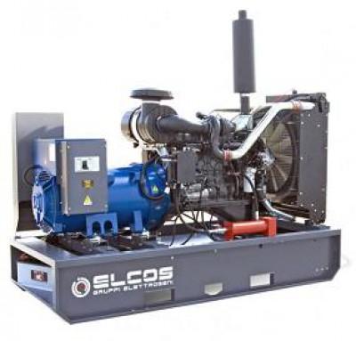 Дизельный генератор Elcos GE.JD3A.160/150.BF с АВР