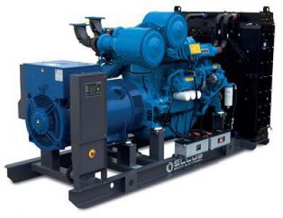 Дизельный генератор Elcos GE.MH.1130/1030.BF