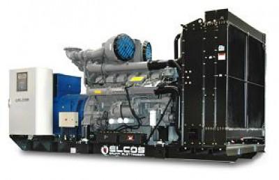 Дизельный генератор Elcos GE.MH.1540/1400.BF