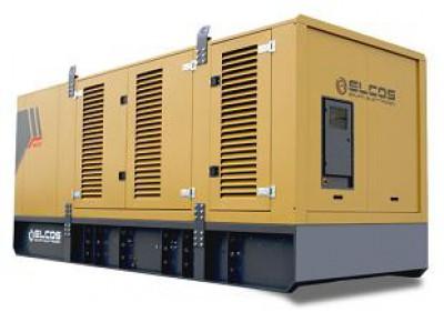 Дизельный генератор Elcos GE.MH.740/680.SS