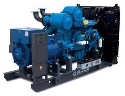 Дизельный генератор Elcos GE.MT.1260/1140.BF с АВР