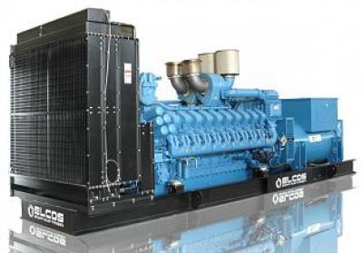 Дизельный генератор Elcos GE.MT.3000/2800.BF