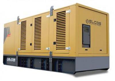 Дизельный генератор Elcos GE.MT.870/780.SS с АВР