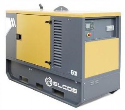 Дизельный генератор Elcos GE.PK.011/010.SS
