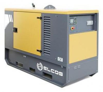 Дизельный генератор Elcos GE.PK.016/013.SS с АВР