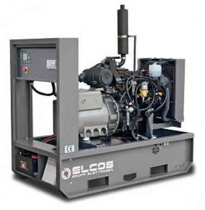Дизельный генератор Elcos GE.PK.034/031.BF