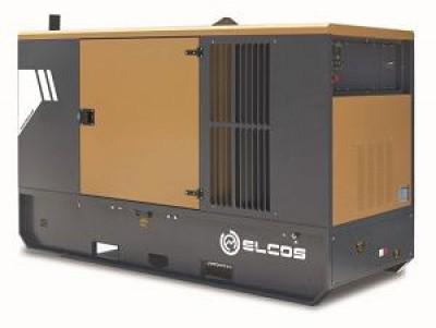 Дизельный генератор Elcos GE.PK.088/080.SS с АВР