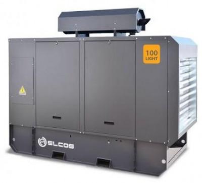 Дизельный генератор Elcos GE.PK.110/100.LT