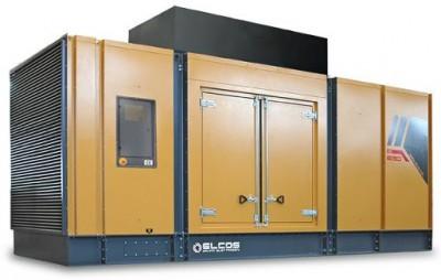 Дизельный генератор Elcos GE.PK.1380/1250.SS