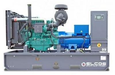 Дизельный генератор Elcos GE.PK.151/137.BF с АВР