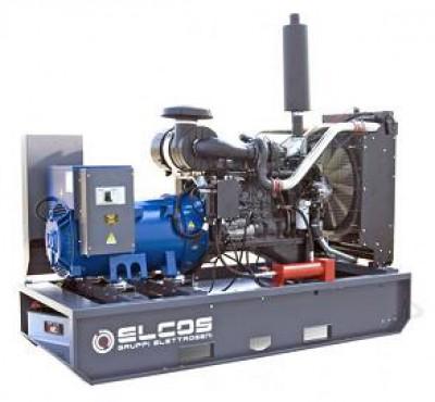 Дизельный генератор Elcos GE.PK.166/150.BF с АВР