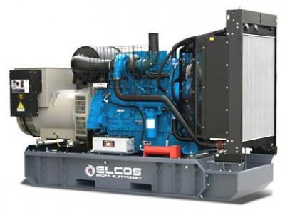 Дизельный генератор Elcos GE.PK.550/500.BF с АВР