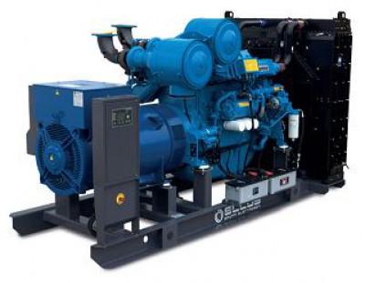 Дизельный генератор Elcos GE.PK.715/650.BF с АВР